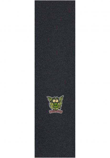 Pig Griptape Toxic black vorderansicht 0142538