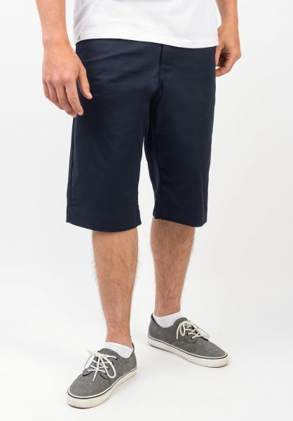 Reell Chinoshorts Deck Short pc navy vorderansicht 0551879