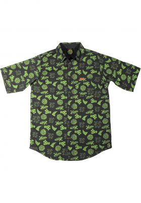 Santa-Cruz TMNT Cowabunga S/S Button Up