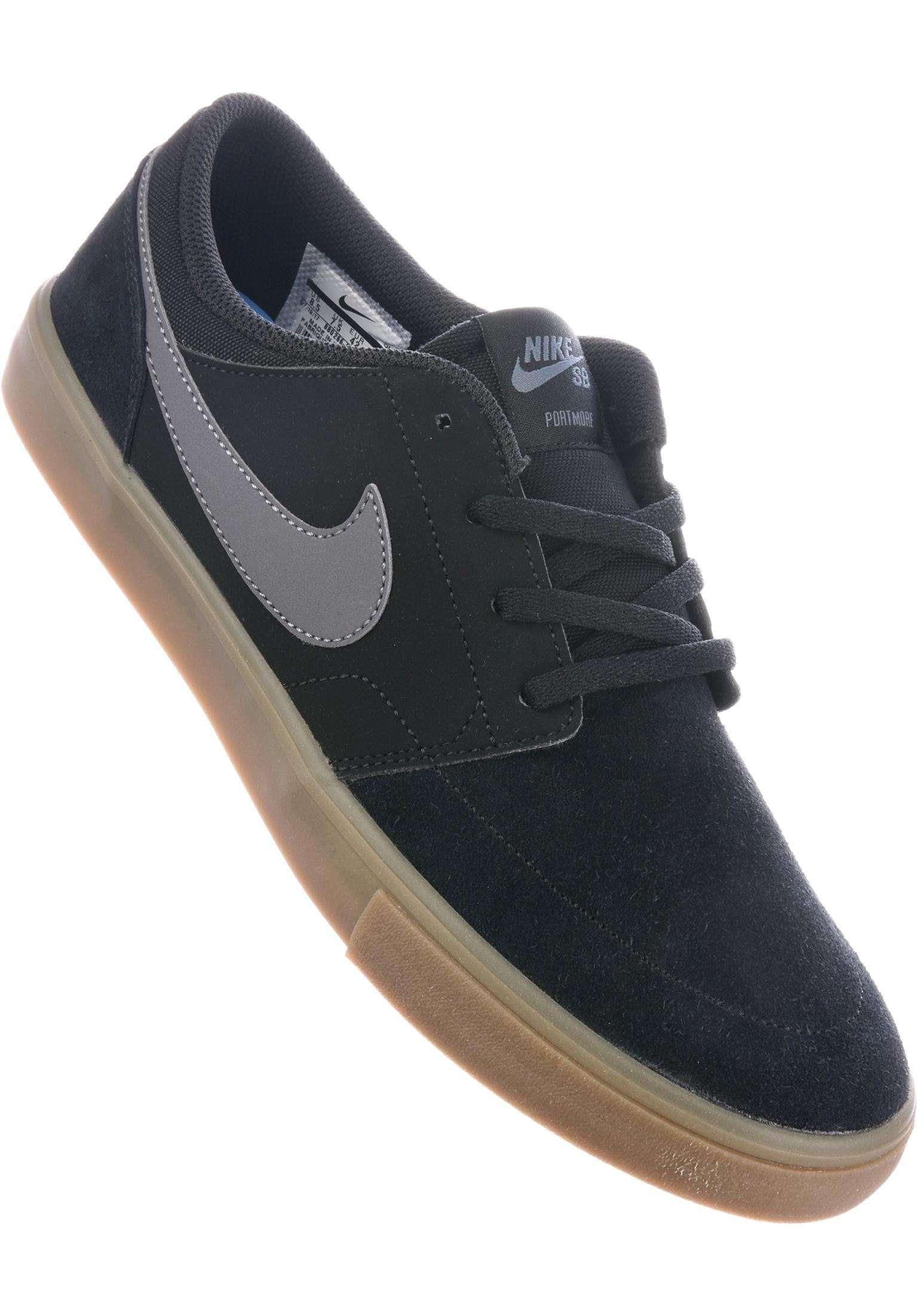 ce69008727283 Nike SB Solarsoft Portmore II