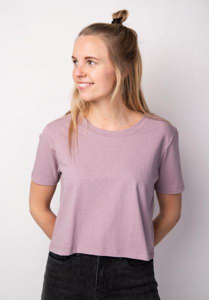 TITUS T-Shirts Eline rose vorderansicht 0398463