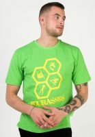 fourasses-t-shirts-comb-green-vorderansicht-0323236
