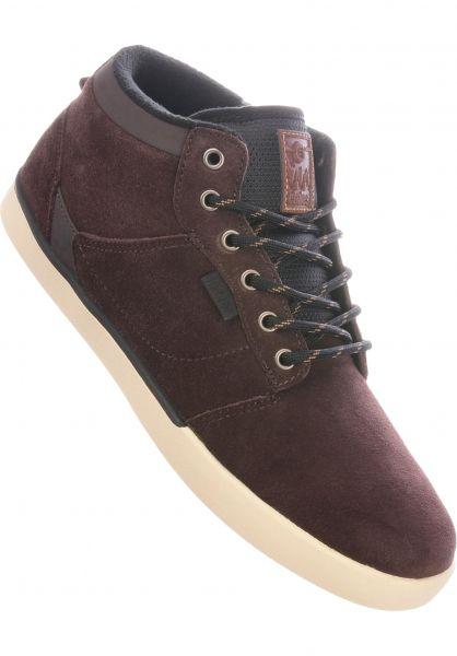etnies Alle Schuhe Jefferson MTW brown-tan-orange vorderansicht 0604658