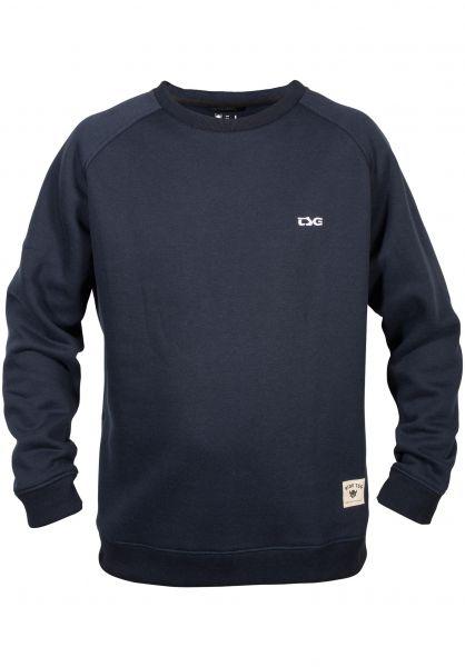 TSG Sweatshirts und Pullover Corp midnightblue vorderansicht 0422834