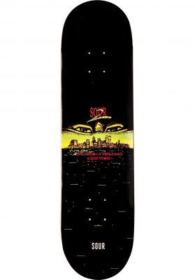 Sour Skateboards Albert Ninja