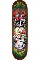 Creature Skateboard Decks Upside Downer Kimbel Vorderansicht