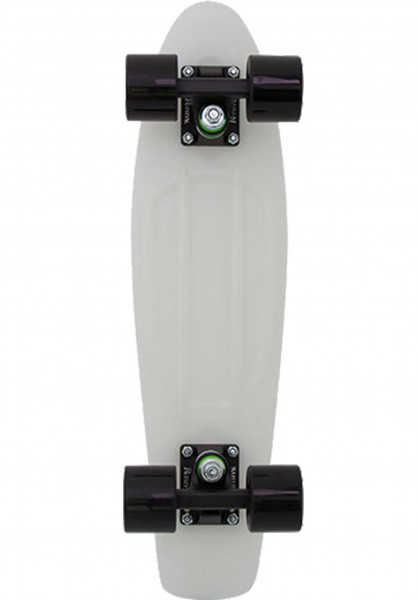 "Penny Cruiser komplett Classic 22"" glow-in-the-dark Vorderansicht"