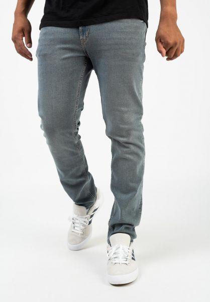 Reell Jeans Spider smokeblue vorderansicht 0227065