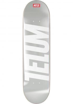 Telum Metallic Logo