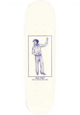 Passport Skateboards Callum Paul Malboro Man