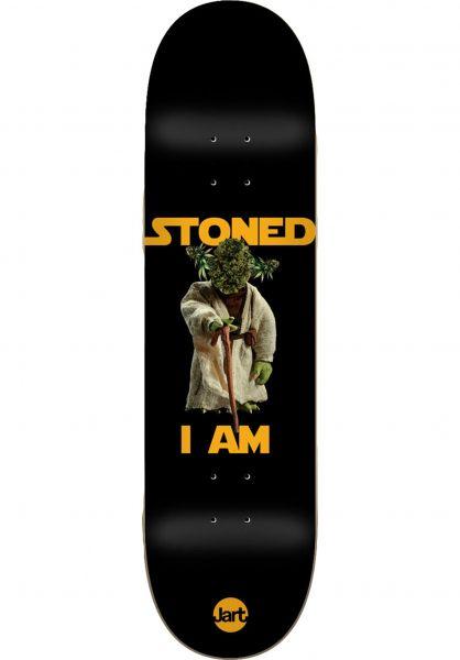 JART Skateboard Decks Stay High yoda vorderansicht 0266502