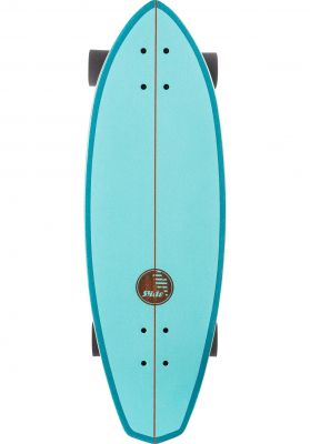 Slide Surf Skateboards Diamond Surfskate