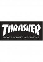 Thrasher-Verschiedenes-Skate-Mag-Standard-Sticker-black-Vorderansicht