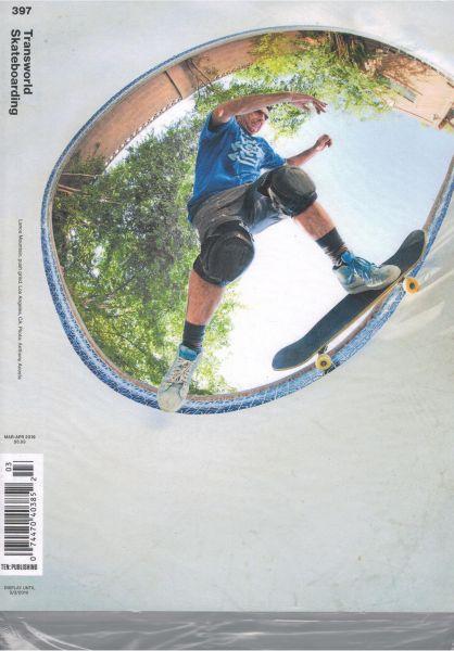 Transworld Verschiedenes Magazine 2019 Mar-Apr vorderansicht 0972260