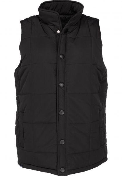 Plenty Humanwear Übergangsjacken Victoria black vorderansicht 0460125