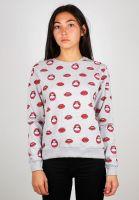 dedicated-sweatshirts-und-pullover-ystad-lips-pattern-greymelange-vorderansicht-0422551