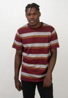 brixton-t-shirts-hilt-maroon-vorderansicht-0320409