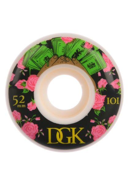 DGK Rollen Blossom white vorderansicht 0134481