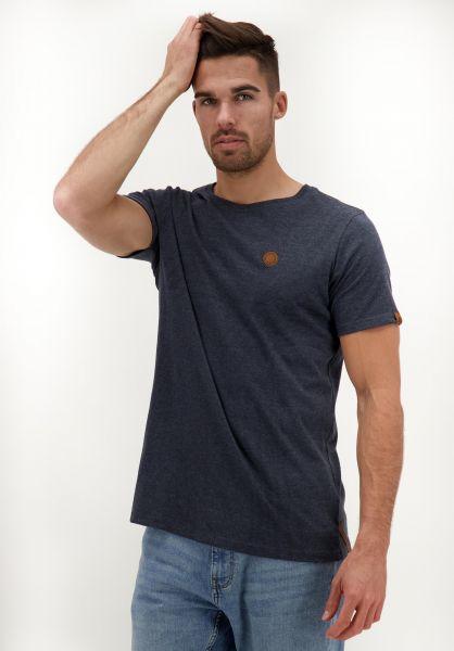 alife and kickin T-Shirts Maddox marine 320 vorderansicht 0320764