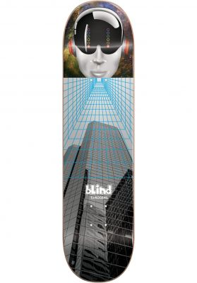 Blind TJ Space Case R7
