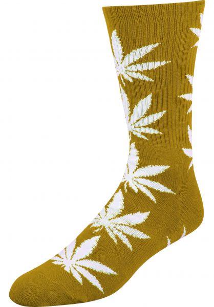 HUF Socken Plantlife Crew sauterne vorderansicht 0631193