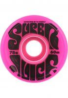 OJ Wheels Rollen Super Juice 78A pink Vorderansicht