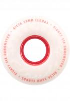 Ricta Rollen Clouds 86A white-red Vorderansicht
