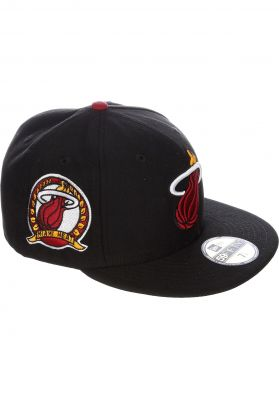 New Era 59Fifty Patched Miami Heat