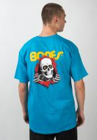powell-peralta-t-shirts-ripper-turquoise-vorderansicht-0363344