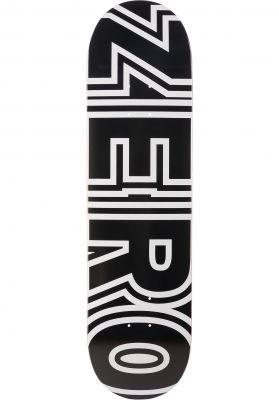 Zero Skateboard Decks Bold