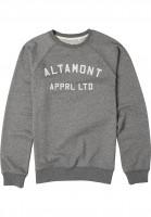 Altamont Sweatshirts und Pullover Non Game greyheather Vorderansicht