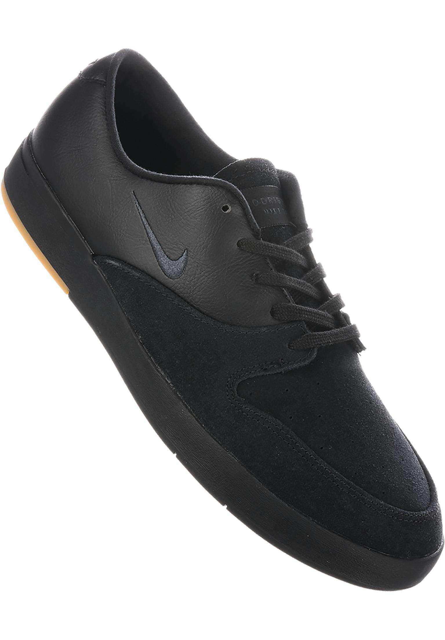 huge selection of e0bcd 63716 Zoom P-Rod X Nike SB Alle Schuhe in black-anthracite für Her