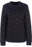 Forvert Sweatshirts und Pullover Salo darknavy-allover Vorderansicht