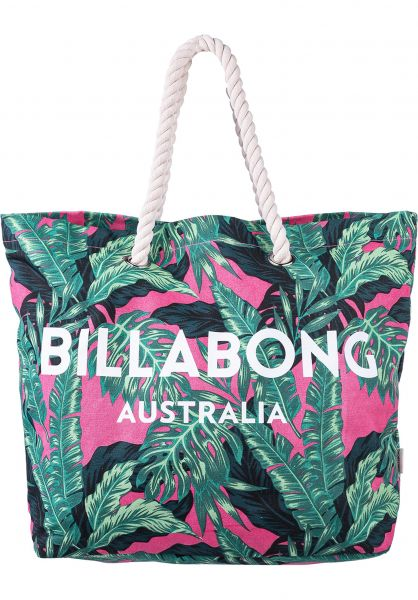 Billabong Taschen Essential magenta vorderansicht 0891467