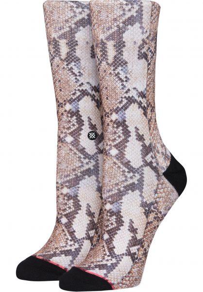 Stance Socken Anaconda Classic black Vorderansicht