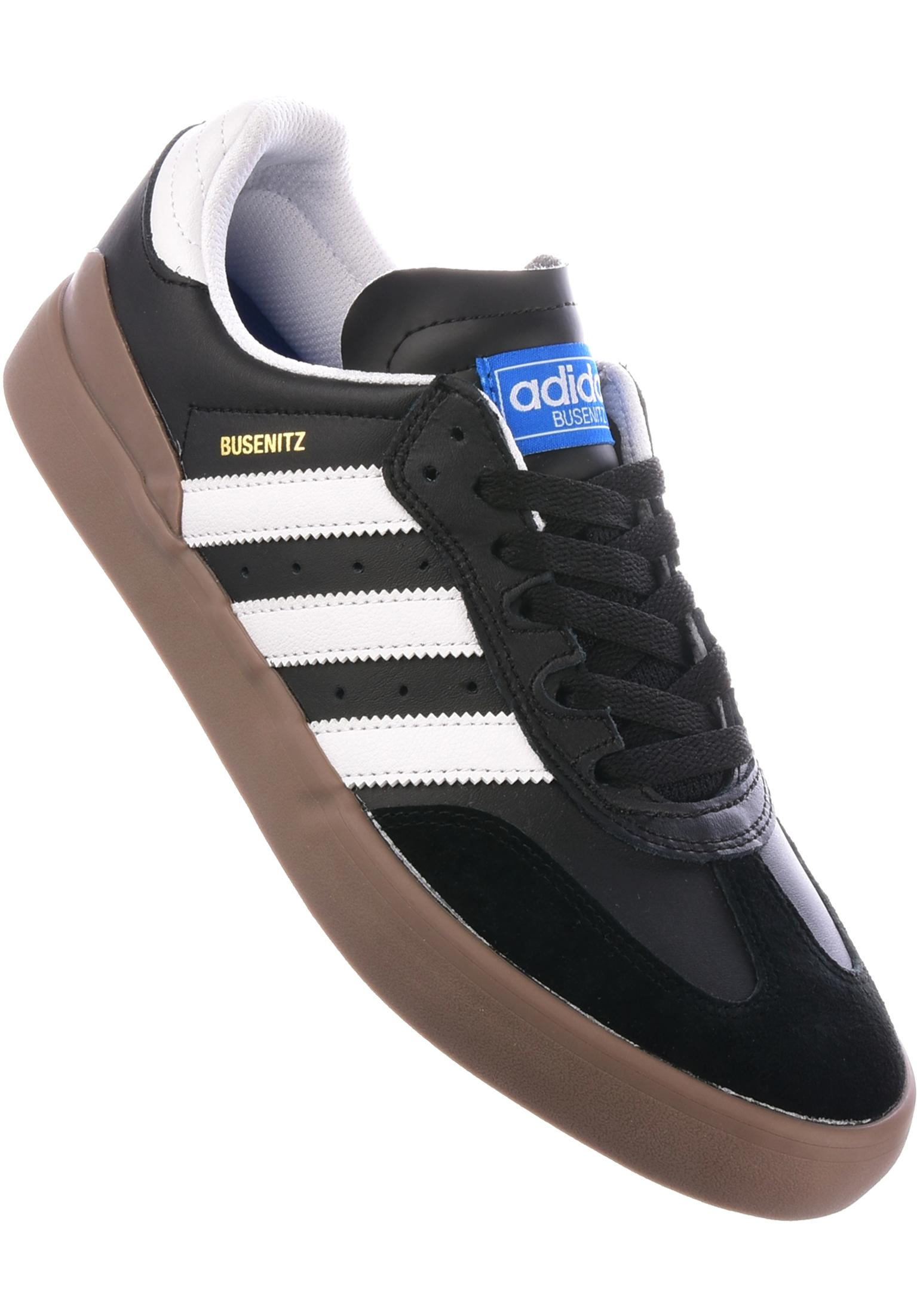 Busenitz Vulc RX adidas-skateboarding All Shoes in coreblack-white-gum for  Men  f604db9b6