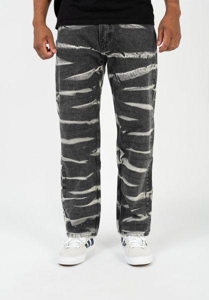 Levis Skate Jeans Skate Baggy blacksnow vorderansicht 0269033