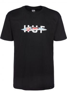 HUF OG Logo Ripped