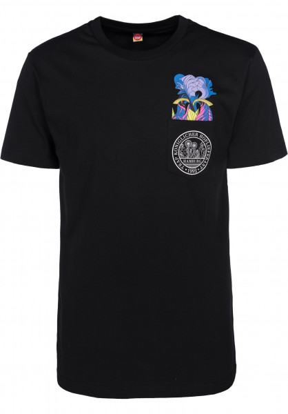 Trap T-Shirts Purpura MvF black Vorderansicht