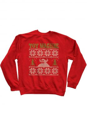 Toy-Machine Ugly Sweater