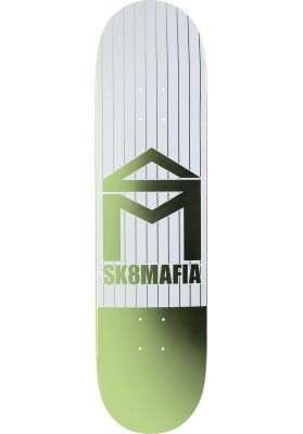 Sk8Mafia House Logo Pinstripe Foil