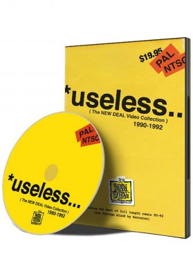 New-Deal Verschiedenes Useless 30th Anniversary DVD