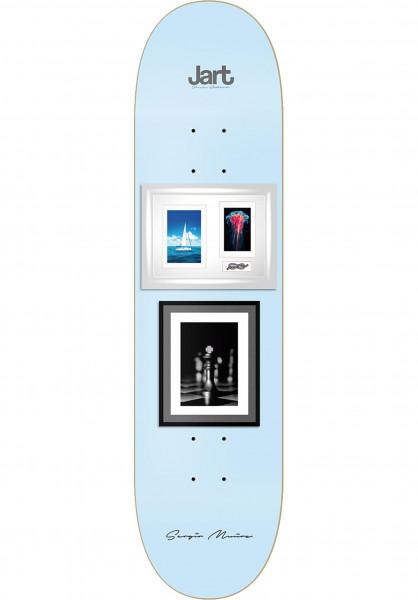 JART Skateboard Decks Munoz Wall blue Vorderansicht
