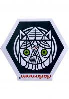 darkroom-verschiedenes-doomrat-hex-sticker-multicolored-vorderansicht-0972894