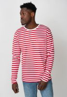makia-longsleeves-verkstad-pocket-red-white-vorderansicht-0383070