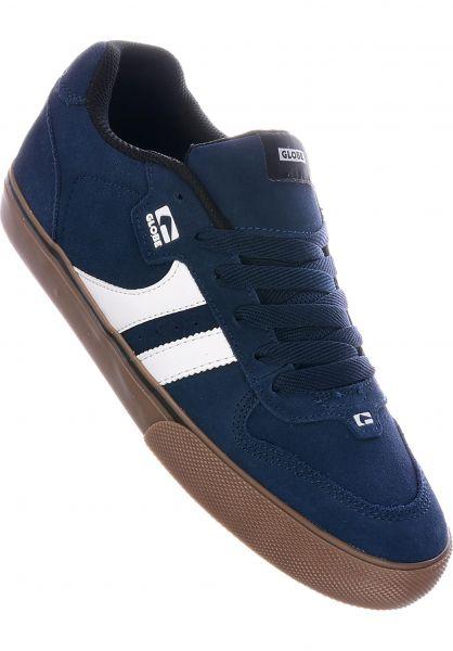 Globe Alle Schuhe Encore 2 navy-gum vorderansicht 0601275