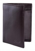 Reell-Portemonnaie-Trifold-Zip-brown-Vorderansicht