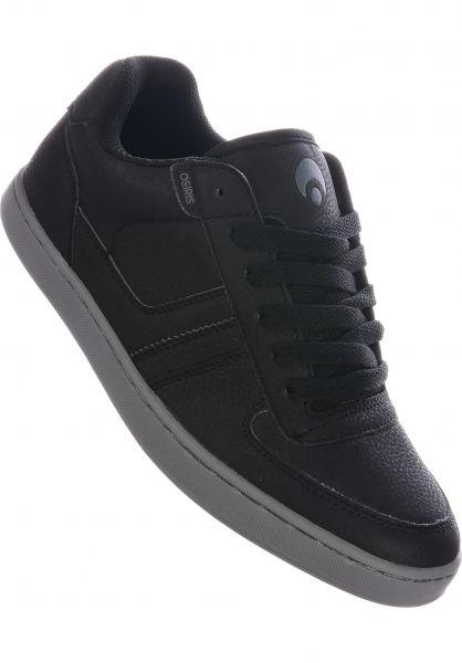 Osiris Alle Schuhe Relic black-grey vorderansicht 0602392