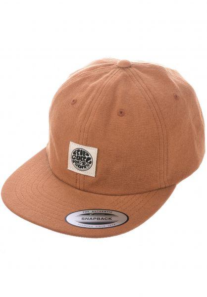 Rip Curl Caps Wetty tan vorderansicht 0566998