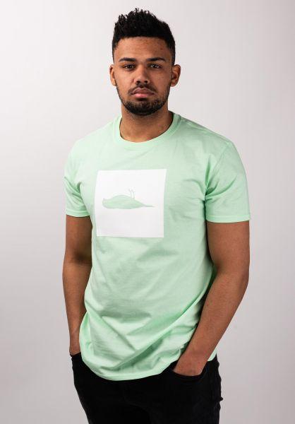 Atticus T-Shirts Box mint vorderansicht 0399861